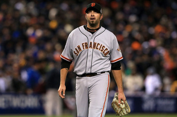 Big decisions await for bullpen stalwarts like Jeremy Affeldt.