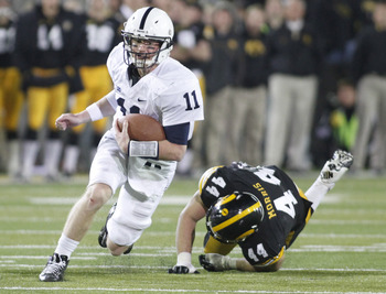 McGloin has been a true leader for an emotional program at Penn State