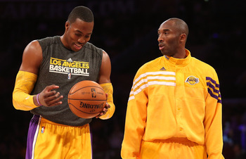 Dwight Howard and Kobe Bryant will headline the Lakers' Big Four.