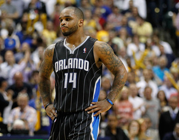 Like it or not, Jameer Nelson is probably &quot;the man&quot; for the Orlando Magic this season.