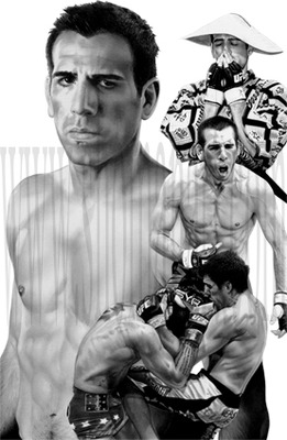 Kenny Florian: courtesy of http://www.shomanart.com/