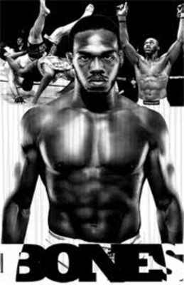 Jon Jones: courtesy of http://www.shomanart.com/