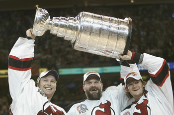 Would Martin Brodeur, Ken Daneyko, and Patrik Elias Have Brought the Cup Home To Nashville?