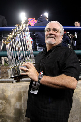 Giants GM Brian Sabean