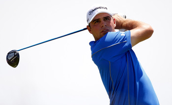 Gary Woodland has the power to bomb his way to a 2013 card.