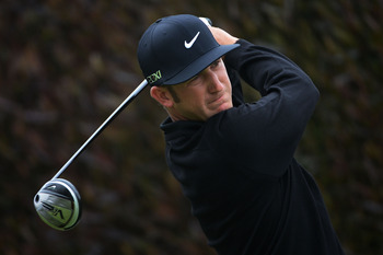 Kevin Chappell has experience playing well at Disney.