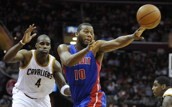 Greg Monroe wants to lead the Pistons in the fast break.