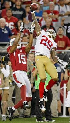 For the second straight season the Niners have the league's most underrated defender.
