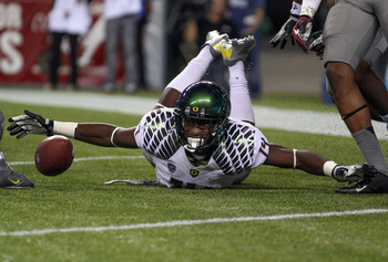Sophomore cornerback Ifo Ekpre-Olomu has had a superb year for a great Ducks defense.