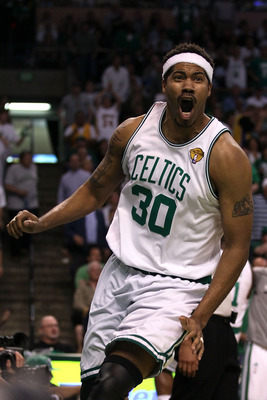 Rasheed Wallace's last appearance was in the NBA Finals with Boston, and even then his glory days were long gone.