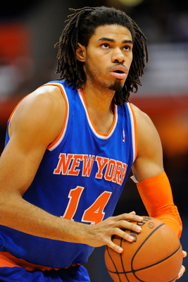 Chris Copeland battled his way onto the Knicks roster this preseason.
