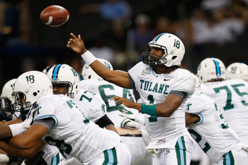 Tulane has struggled all season long, along with the rest of Conference USA