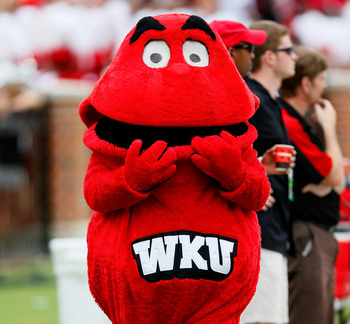 Western Kentucky is one of the few bright spots for the Sun Belt conference this season