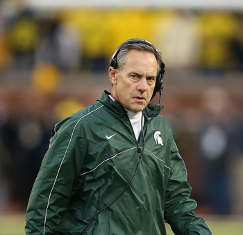 Michigan State got a big win over Wisconsin in overtime last week