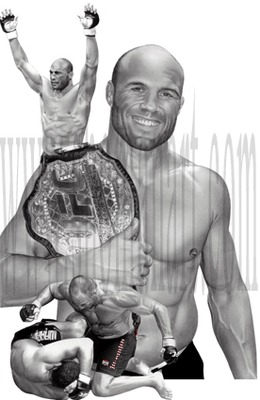 Randy Couture: courtesy of http://www.shomanart.com/