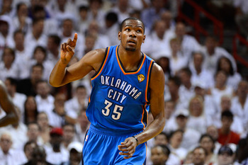Durant is more than capable of winning his first MVP award this season.