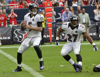 Can Flacco Carry the Ravens to New Orleans?