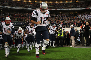 Brady Aims to Bring the Patriots Back to the Super Bowl