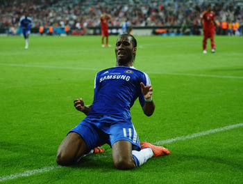 Drogba could be the perfect short-term solution