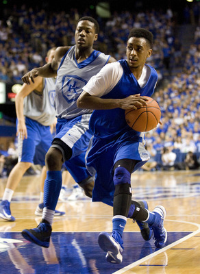 Ryan Harrow is set to be Calipari's new floor general