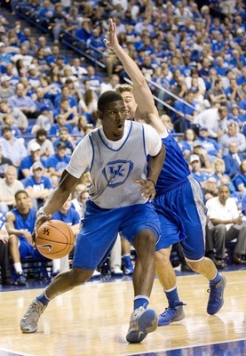 Poythress will dominate opponents in the open floor