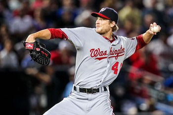 Nationals lefty Ross Detwiler