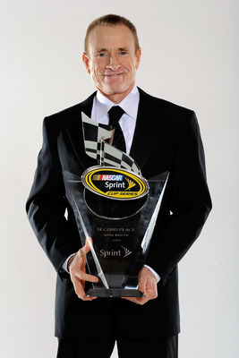 Even at 53, Mark Martin still has what it takes.