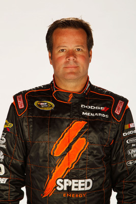 Robby Gordon still has a need for speed in several ways.