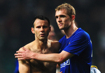 Giggs &amp; Fletcher