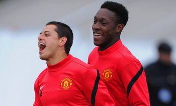 Hernandez &amp; Welbeck