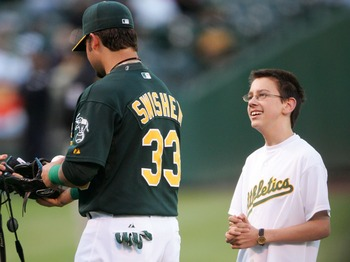Swisher was a beloved hero in Oakland.