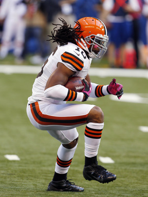 Will Joshua Cribbs remain in Cleveland past 2012?