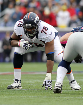 Ryan Clady will be in demand in 2013 free agency