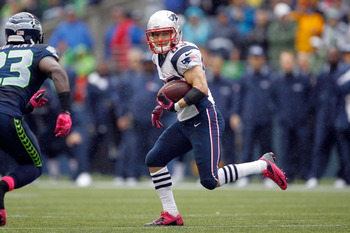 Wes Welker continues to be a leading receiver in the NFL