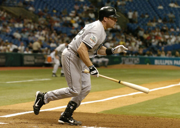 Redmond played the first seven years of his career with the Florida Marlins.