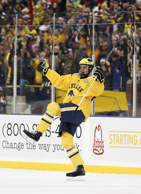 Jon Merrill: The Reason To Watch Michigan Hockey