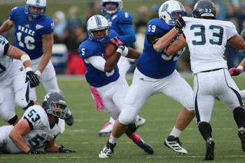 Photo courtesy of Chris Donahue (via godrakebulldogs.com)