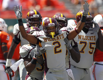 Bethune-Cookman Football 2012