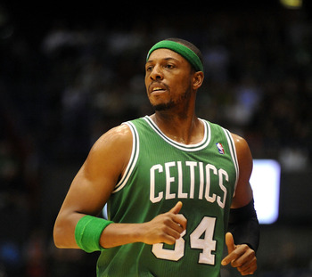 It will be a sad day in Boston when Paul Pierce decides to hang up his number 34.