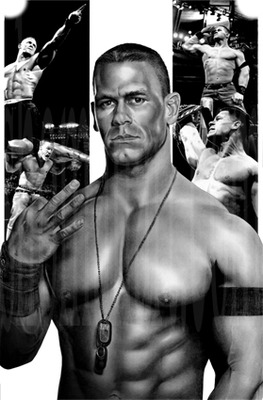 John Cena by Evan Shoman