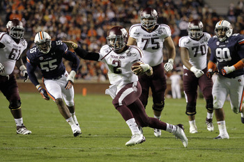Texas A&amp;M QB Johnny Manziel