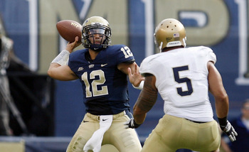 Can Tino Sunseri and Pitt knock off Notre Dame and end any BCS Championship hopes for Manti T'eo and the Fighting Irish?