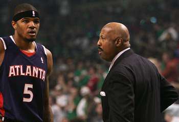 Dating back to his Atlanta days, Mike Woodson has always demanded the best out of his players.