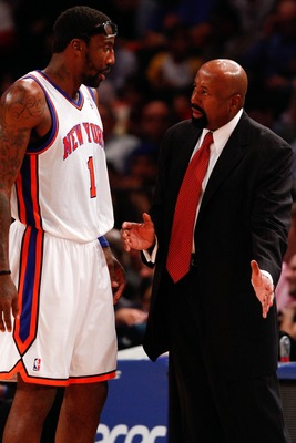 Mike Woodson has been known to run the offense through his stars, much to the pleasure of Carmelo Anthony and Amar'e Stoudemire.