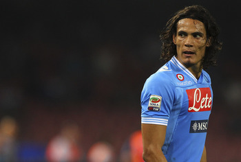 Edinson Cavani is one potential alternative for Chelsea.