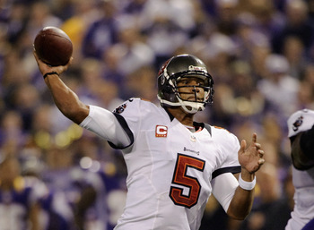 Josh Freeman and the Bucs were impressive last week, but this week is a toss-up at Oakland.