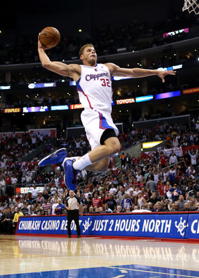 Like Blake Griffin's dunks?  You may be seeing even more than usual if the Clippers have a great season.