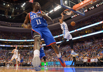 Jrue Holiday and Jason Richardson can play, but Sixers fans may not enjoy the same success as last year.