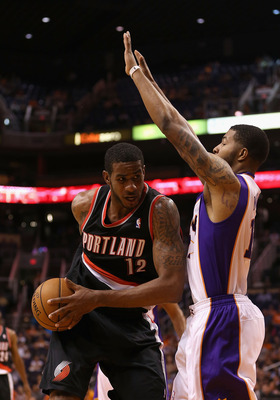 LaMarcus Aldridge isn't enough to make NBA fans forget about who's not on the court: Greg Oden.