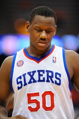Lavoy Allen can't be the team's starting center for too long